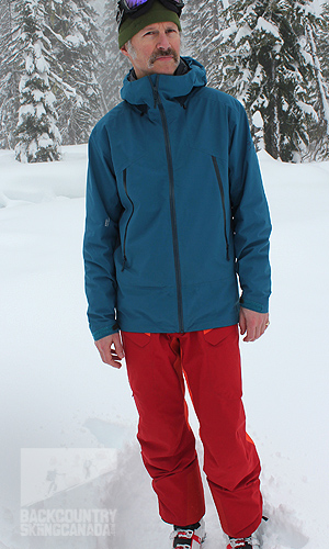Arcteryx Lithic Comp Jacket and Pants Review