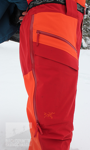 Arcteryx Lithic Comp Pants Review