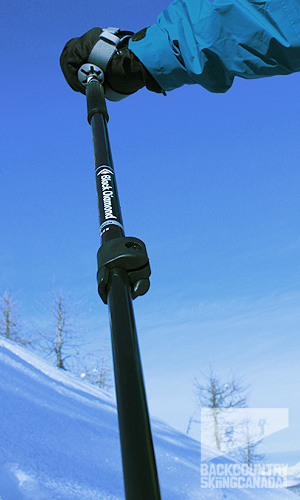 Black Diamond Carbon Compactor Ski Pole Review