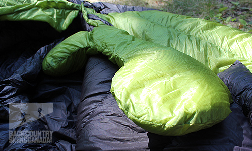 Big Agnes Mystic SL Sleeping Bag