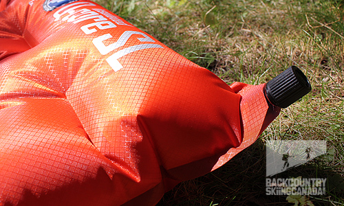 Big Agnes Q core SL Pad review