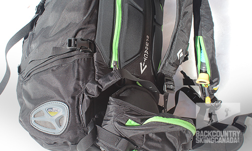 Black Diamond Anarchist AvaLung Pack Review