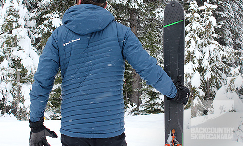 Black Diamond Hot Forged Hoody Review