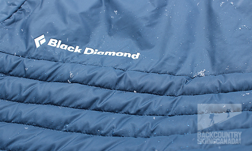 Black Diamond Hot Forged Hoody
