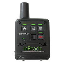 Delorme inReach two-way satellite communicator