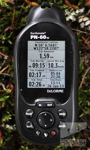 Delorme Earthmate PN-60w GPS Review