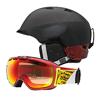 Giro Chapter Helmet and Basis Goggles