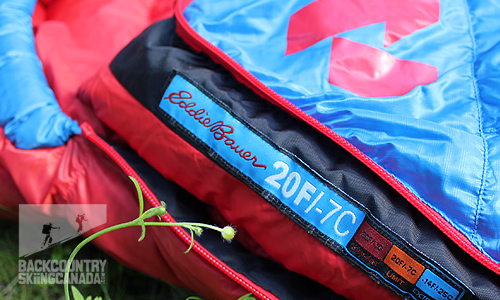 First Ascent Karakoram 20 sleeping bag review