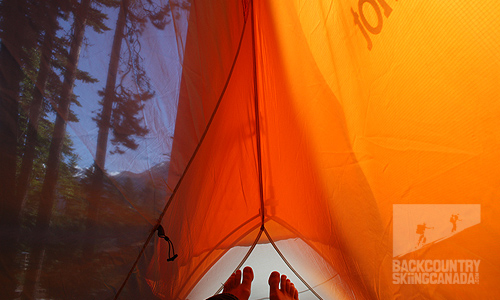 Marmot Eos 1P Tent Review