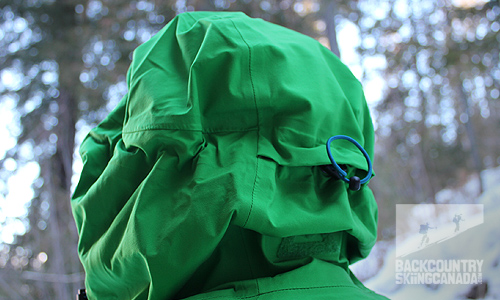 Mountain Equipment Arclight jacket Review