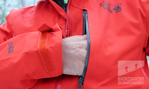 Mountain Hardwear Alchemy Jacket Review