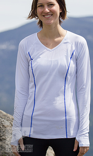 Mountain Hardwear CoolRunner Tee Review