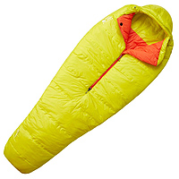 Mountain Hardwear Hyperlamina Spark sleeping Bag Review