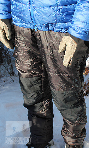 Mountain Hardwear Compressor Pants Review