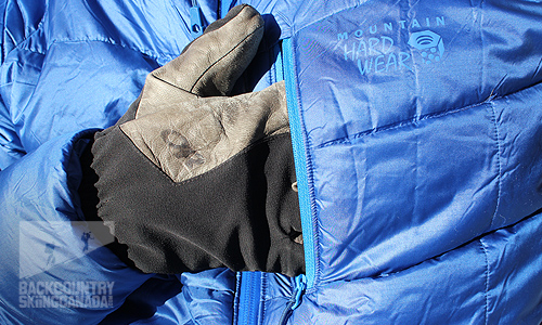 Mountain Hardwear Super Compressor Jacket