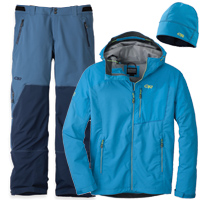 Outdoor Research Trailbreaker Jacket and Pants