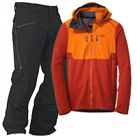 Outdoor Research Valhalla Jacket and Pants Review