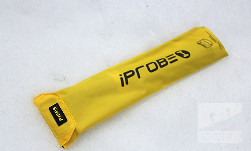 Pieps iProbe Review
