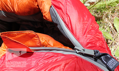 Sierra Designs DriDown Cal 6 Sleeping Bag Review