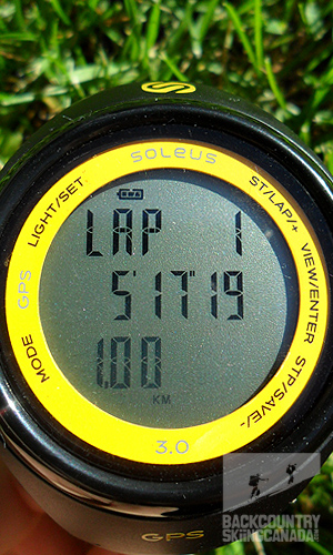The Soleus GPS 3.0 Watch Review