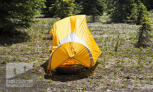 The North Face Triarch 1 Tent Review