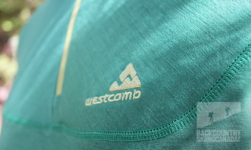 Westcomb Cruz Zip Neck Review
