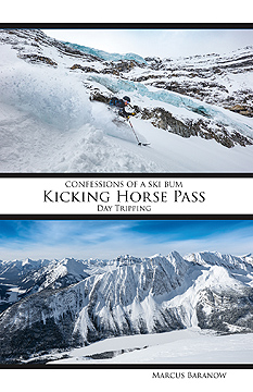 Kicking Horse Pass Day Tripping Guide Book