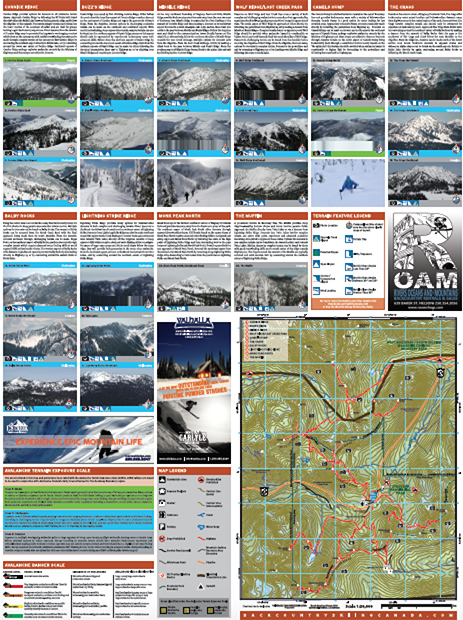 NEW Kootenay Pass Map