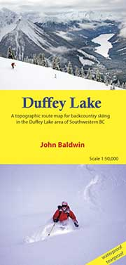 backcountry skiing duffy lake