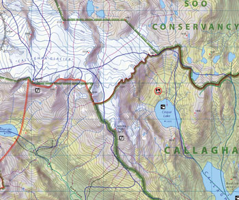 callaghan backcountry skiing map