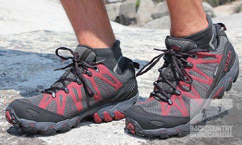 015e6870b09 Oboz Traverse Low Bdry Shoe - Review