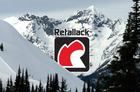 Retallack Lodge Backcountry Skiing Canada