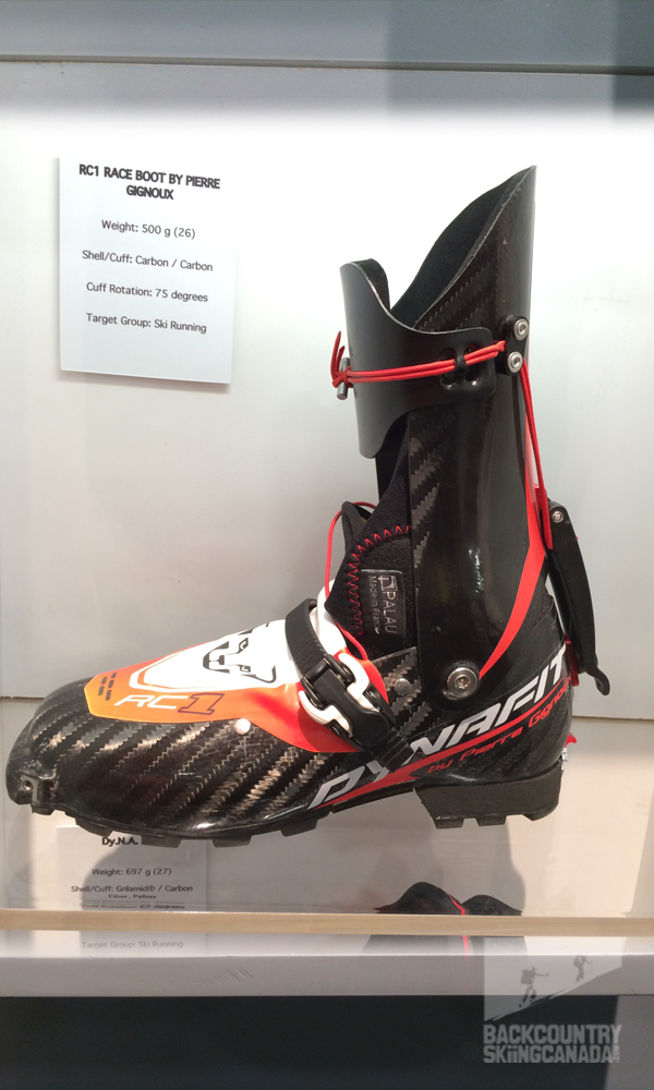 New Dynafit Radical Alpine Touring Boot -- Video from OR