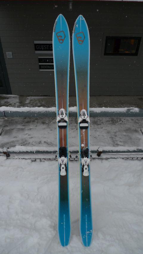 kengät halvalla tuoreita tyylejä paras halpa Salomon BBR Ski, a quick review