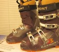 FS: Garmont Radium AT ski boot 27.5, Intuition liners