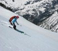 Skiing in Kokanee Glacier Park July 7th