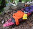 Perception Whiplash Kayak + gear for sale