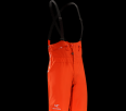 FS:arcteryx mens theta bib pants chipolte orange