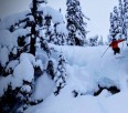 Backcountry Lodge Pkg. NOW includes return transfer service to maximize ski time