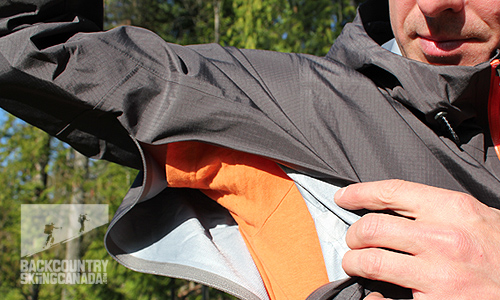 96534c30a The North Face Alpine Project Jacket review