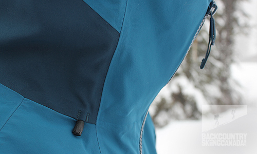 Arcteryx Lithic Comp Jacket Review