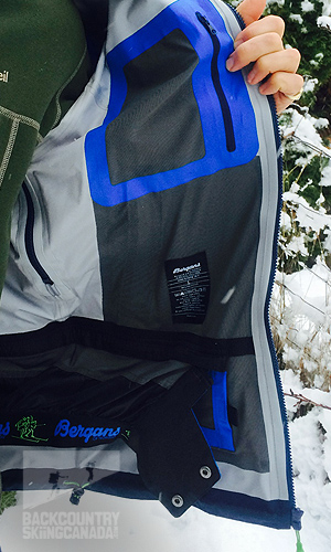 Bergans Stryn Jacket Review