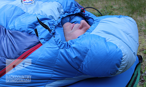 Big Agnes Lost Ranger 15 Sleeping Bag Review