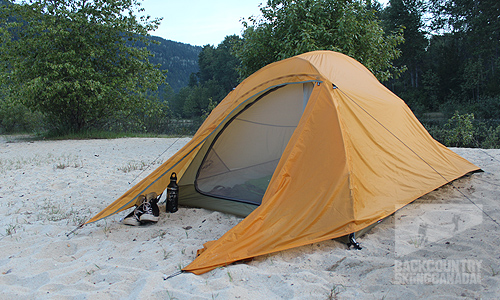 Big Agnes Slater UL 2 Tent Review