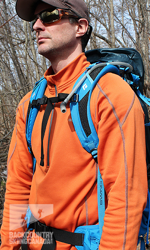Black Diamond Element 60 Backpack Review