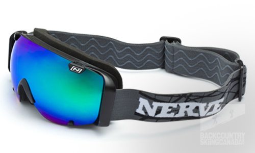 Optic Nerve Boreas Rocker Goggles and Optic Nerve Grifter Glasses