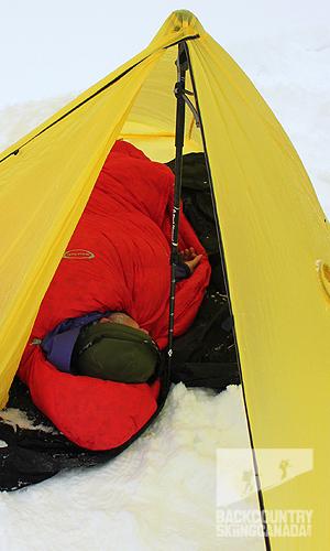 Brooks Range Quick Tent Guide Tarp And Kiss Ground Cloth