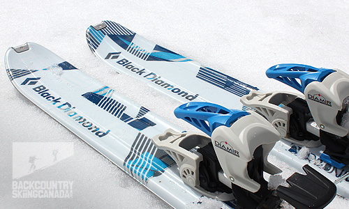 Black Diamond Carbon Mega Watt Skis Review