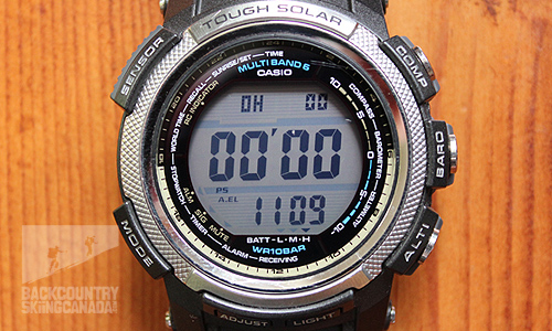 Casio Pathfinder PAW-2000-1 Review
