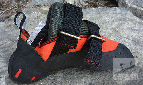five ten anasazi arrowhead climbing shoes